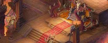 魔王窟副本:野外山洞地图